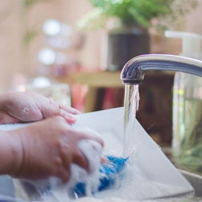 udi dishwashing product range liquid paste