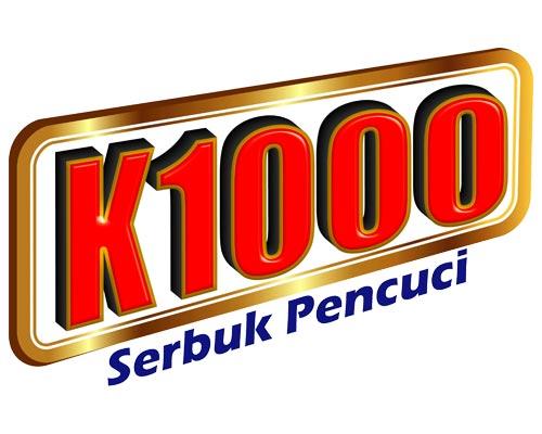 udi brands k1000 serbuk pencuci