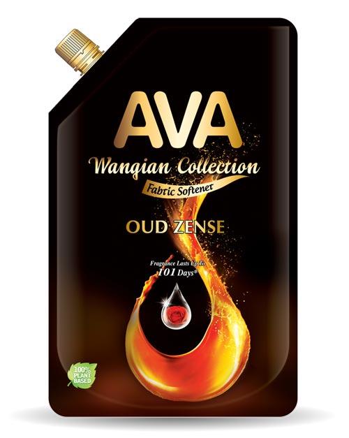 ava wangian collection fabric softener-product shot oud zense 1600ml
