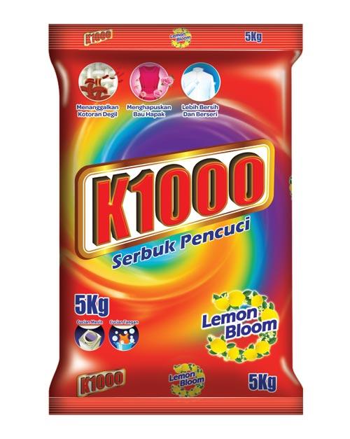 K1000 Lemon Bloom