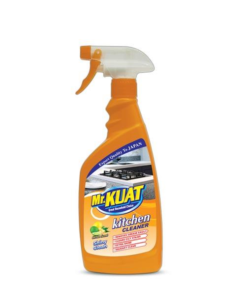 mr kuat kitchen cleaner product shot citrus scent