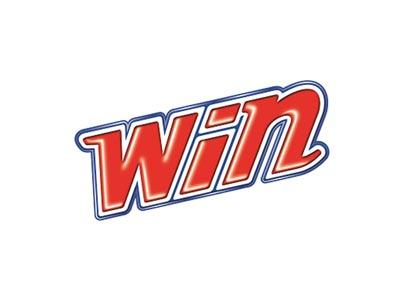 win detergent powder logo