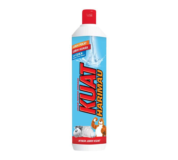 kuat harimau dish washing liquid cuka 500 ml