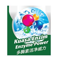 kuat harimau kuasa enzim