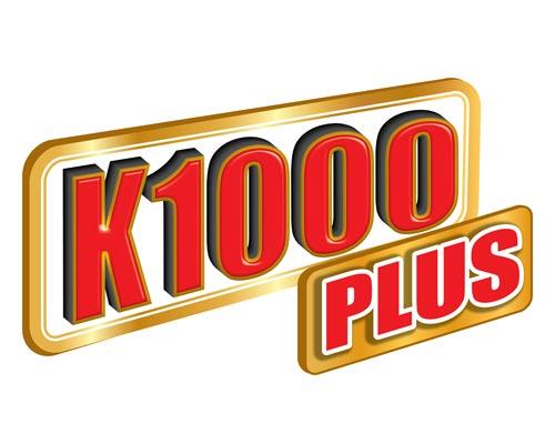 udi marketing brand k1000-plus detergent powder serbuk pencuci